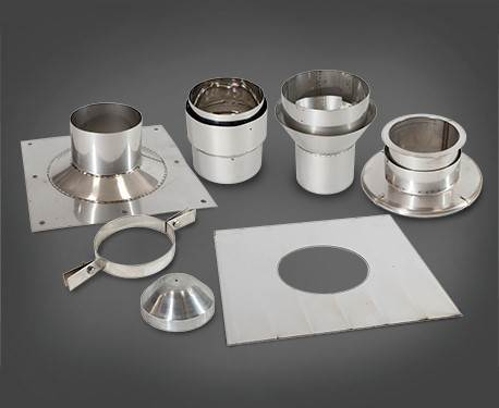 Chimney Components and Adaptors