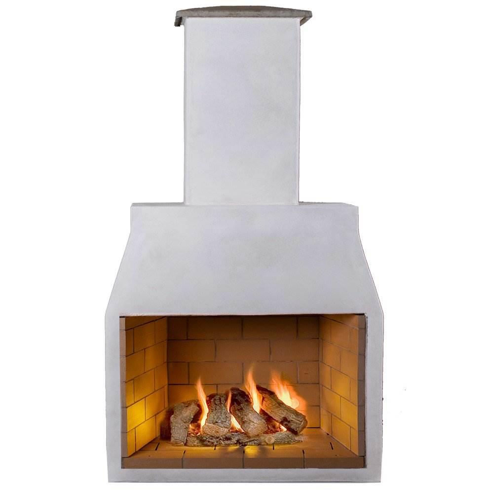 Isokern Garden Fireplace 1200