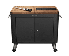 "Everdure Prep Kitchen Unit - <ul class=""module-dot-list"">