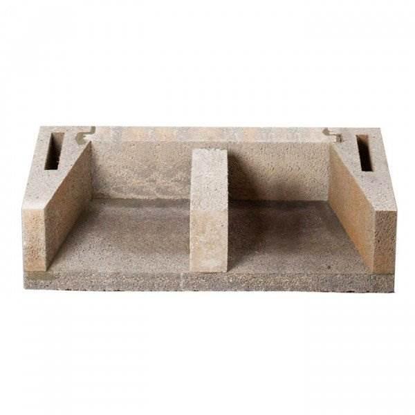 Isokern Garden Log Storage for 950 -