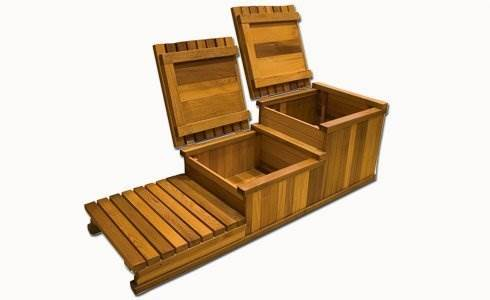 Storage Step 3-Tier -