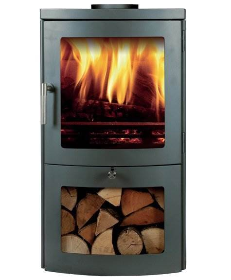 Chesney's Milan 4 Woodburning Stove -