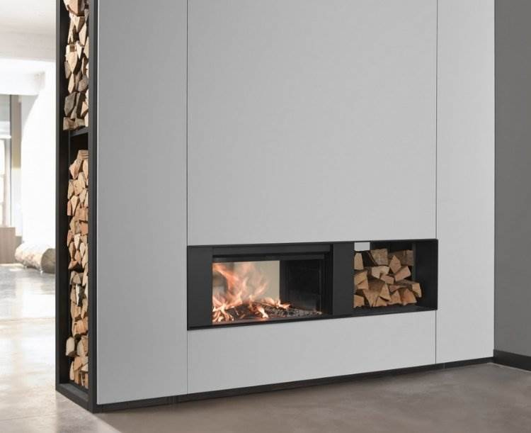 Stuv 22/110 Double Sided Inset Stove