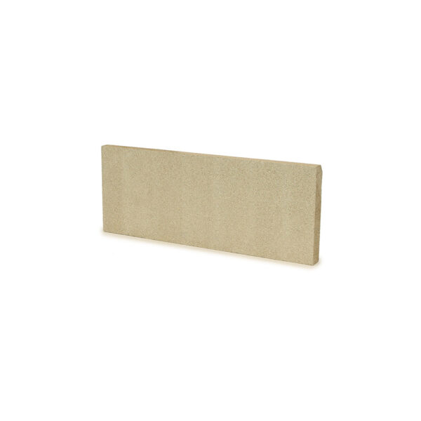 Woodwarm Rear Firebrick - Replacement vermiculite rear firebrick for Woodwarm stoves.