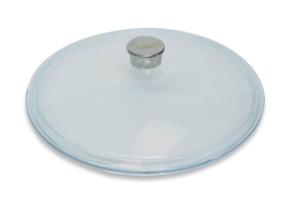 AGA Cast Aluminium Glass Lid - Introducing glass lids for the new Italian made AGA Cast Aluminium cookware range.
