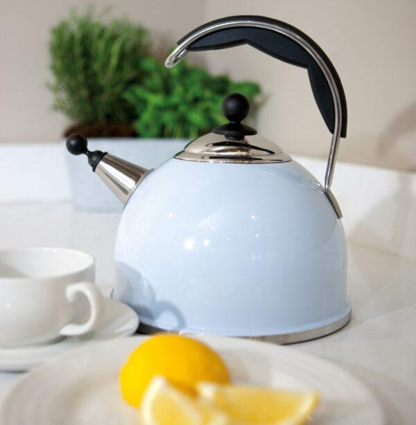 AGA Blue kettle