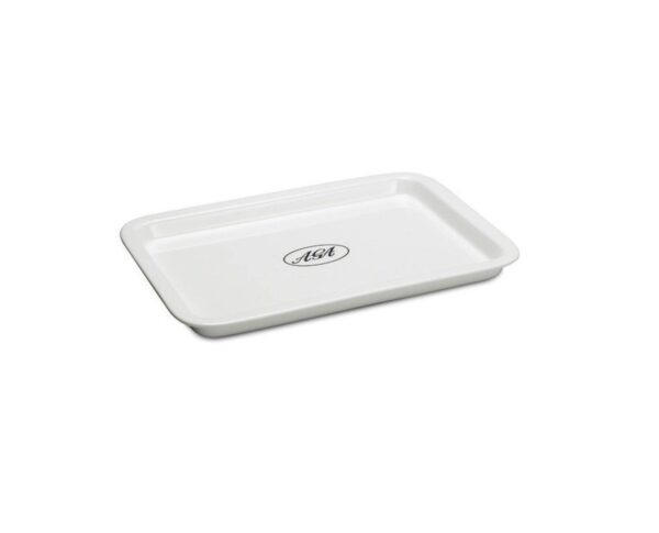 AGA White Baking Tray - Produced by Portmeirion, this fantastic freezer to oven tableware is freezer, microwave and dishwasher safe.