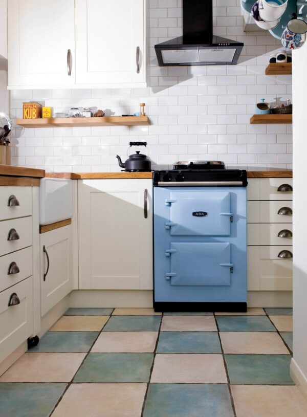 """AGA 60 Electric - The AGA 60 is everything you would expect from an AGA, but wrapped up in a smaller, more city-friendly package. At just 60cm wide, the same size as any smaller slot in cooker, it's perfect for small spaces. Click <a href=""""/events/"""">here</a> for a list of upcoming cooking demonstrations"""