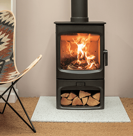 Charnwood Aire 5 on Store Stand