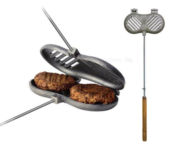 Double Burger Griller -