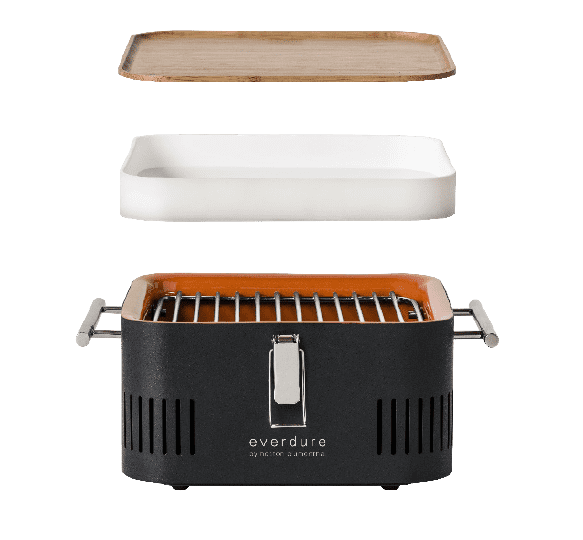 Everdure CUBE Portable BBQ - Stone - <div>