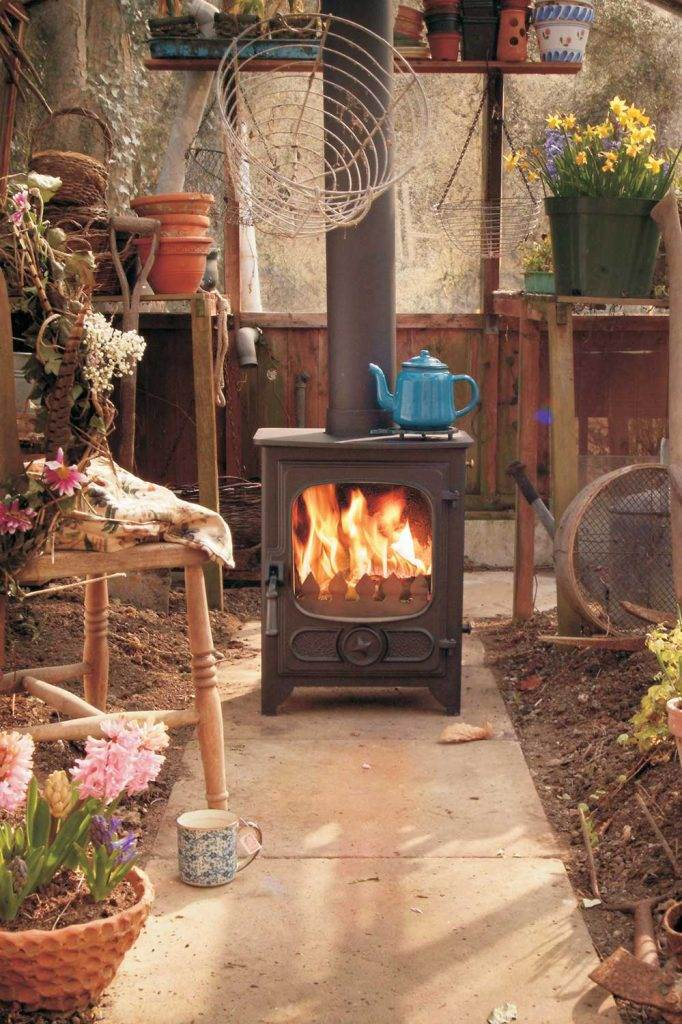 Charnwood Country 4 Woodburning Stove