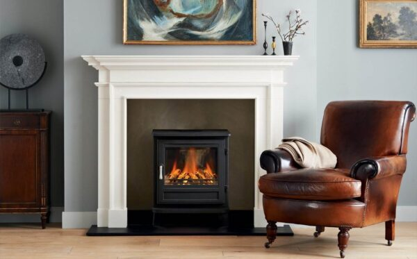 Chesney's Salisbury Large Electric Stove -