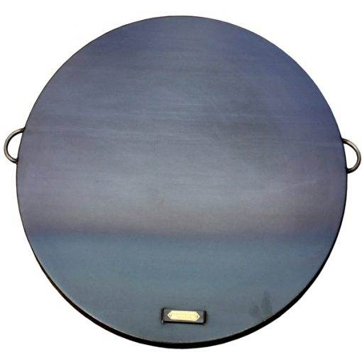 Fire Pit Lid 60cm - Stylish multi-purpose lid for your fire pit. Use as a table when your fire pit is not fire up or as a safe snuffer lid to extinguish your fire when your entertaining ends.