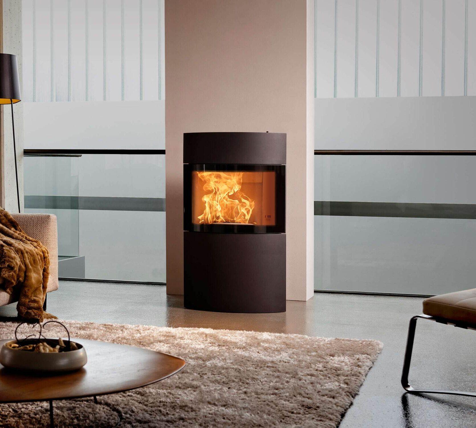 Austroflamm Fynn Xtra ex-display wood-burning stove