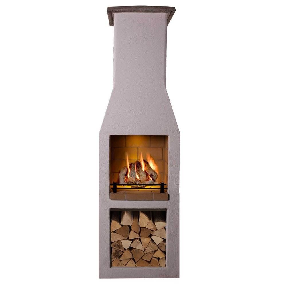 Isokern Garden Fireplace 500