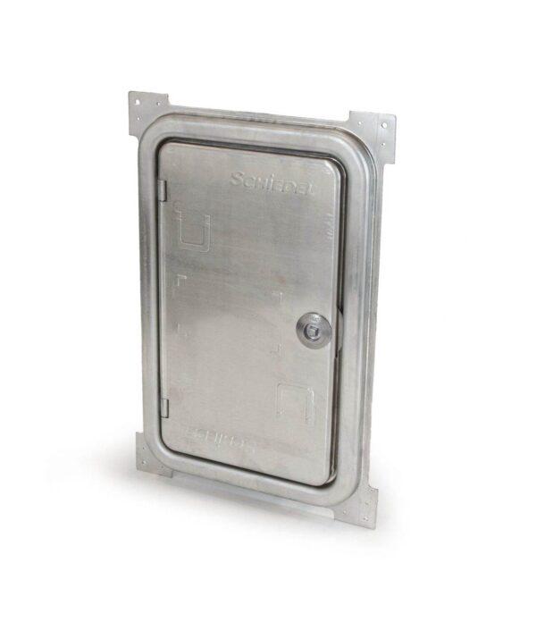 Isokern soot access door