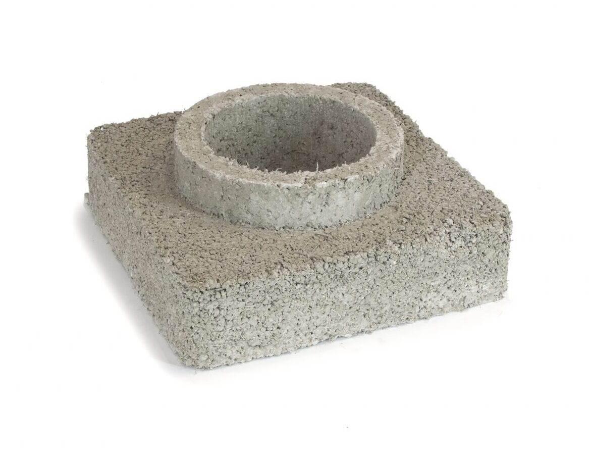 Isokern Support Block