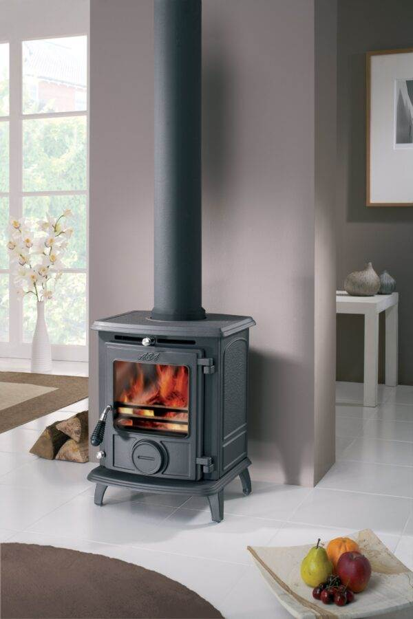 Aga Little Wenlock Classic - Smoke Exempt - The Little Wenlock Classic Smoke Exempt is the wood-burning and solid fuel smoke exempt version of our best-sellingLittle Wenlock Classic.