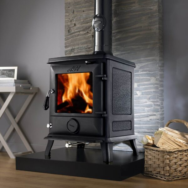 Aga Ludlow - Smoke Exempt - Equally at home in a traditional or contemporary setting, the Ludlow offers understated style, classic design and exquisite detail.
