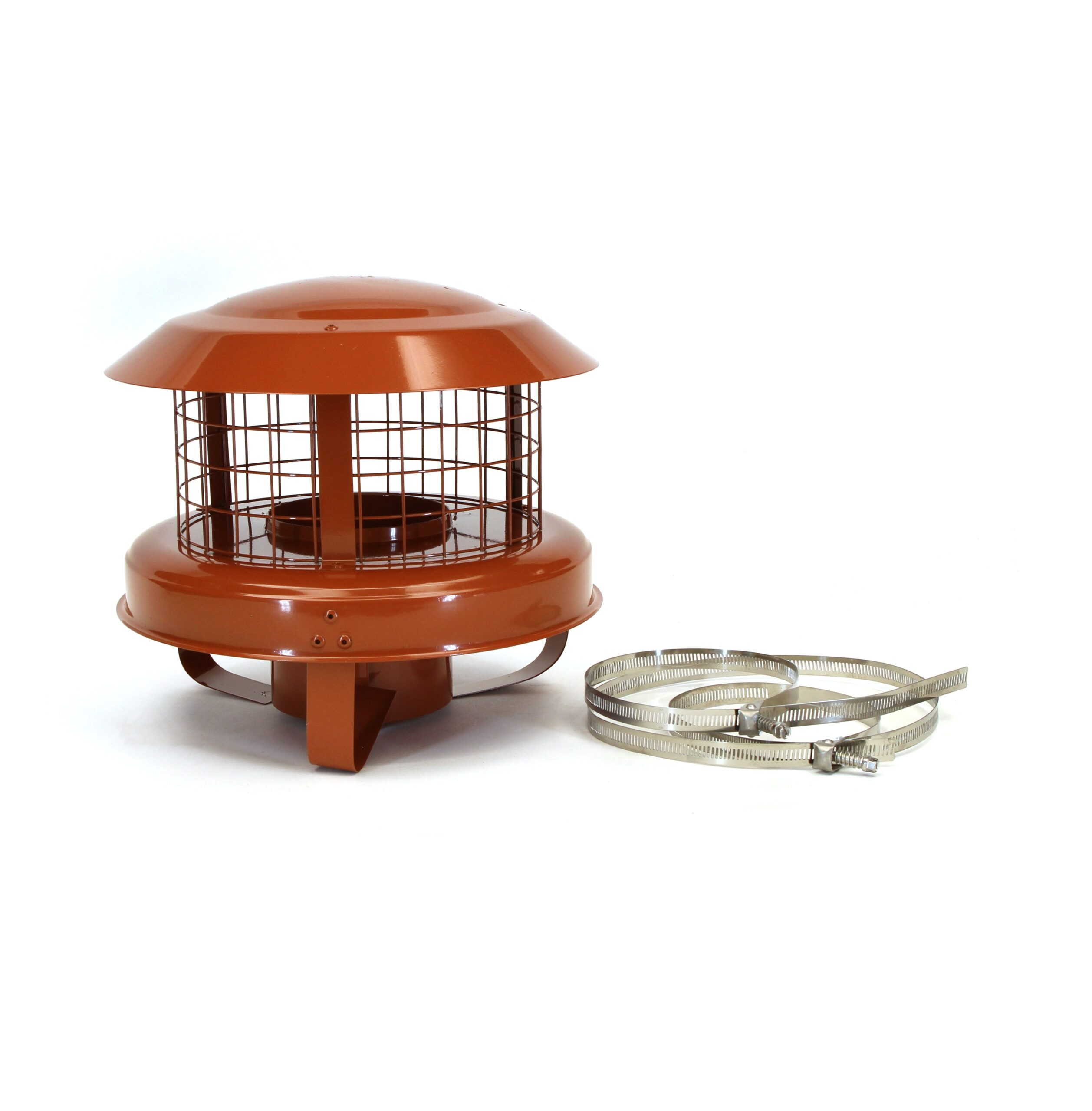Pot Hanger cowl Terracotta