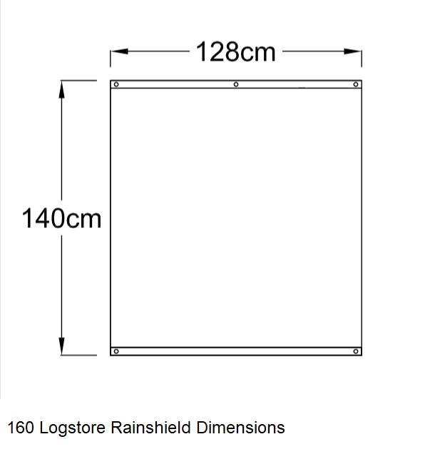 Rainshield 160 Logstore