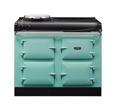 """AGA eR3 110i Electric - The AGA eR3 110i is a versatile addition to the 3 Series range, offering a host of useful features including a cast-iron hotplate, two cast-iron ovens, a warming oven, cookware storage and a state-of-the-art three-zone induction hob. Click <a href=""""/events/"""">here</a> for a list of upcoming cooking demonstrations"""