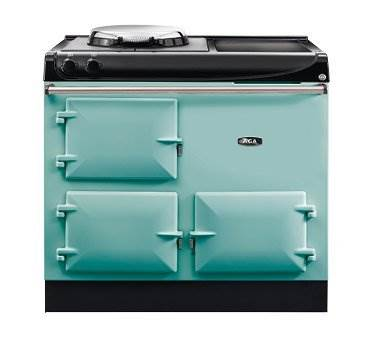 AGA eR3 100-3 Electric - The new electric AGA eR3 100-3 offers everyday control and boasts a host of useful features, including a patented hotplate, an optional timer and higher temperatures and better performance than many other range cooker on the market. Great attention has been paid to even the smallest of details, such as the stylish and branded handrail, ensuring this is a cooker that is built for life.