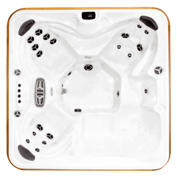 "Arctic Spa Summit - The <a href=""https://www.arcticspas.com/"" target=""_blank"" rel=""noopener noreferrer"">Arctic</a> Summit might be the perfect family spa. This spa features three different depth Shuttle Seats for varied body types ensuring you will find both amazing comfort and depth. Multi level armrests and a swivel/lounge seat offer great variety in what has always been our most popular model. Looking for something a little bigger, then check out our range of <a href=""https://www.topstak.co.uk/product-category/hot-tubs/arctic-swim-spas/"" target=""_blank"" rel=""noopener noreferrer"">Swim Spas</a>.