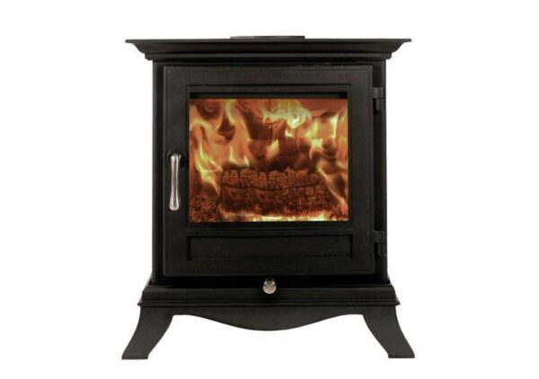 Chesney's Beaumont 5 WS Woodburning Stove - The Beaumont 5WS Series wood burning stove is DEFRA exempt for use in smoke control areas which means it can be safely and legally used to burn logs in all major cities and towns throughout the UK.
