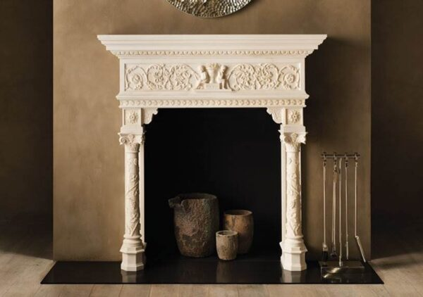 The Bellagio - A celebration of the Italian decorative arts, the Bellagio is inspired by a favorite spot on Lake Como. Its fanciful design with beautifully carved detailing and free-standing columns represents the best of La Dolce Vita: love, laughter and the good life!
