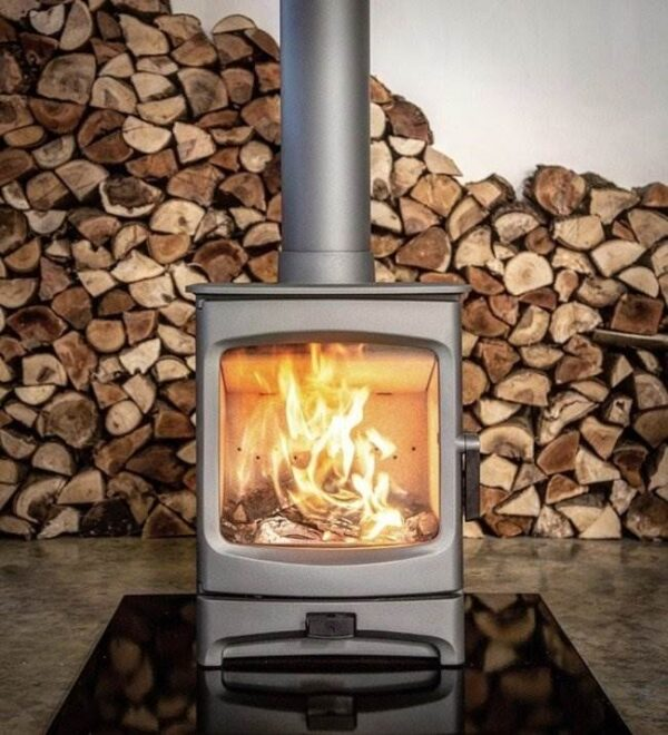 Charnwood Aire 5 BLU Ecodesign Ready Woodburning Stove