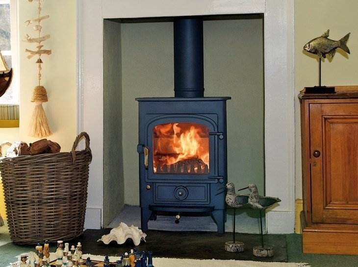 Clearview Pioneer 400 Multifuel Stove 5kw