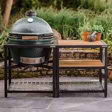 Acacia Wood Modular Nest System for X-Large Big Green Egg - <hr />
