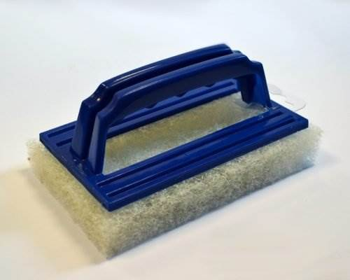 Chesney's Emulsifying Pad - A smooth white Emulsifying Pad for use with Chesneys Stone Care Kit.
