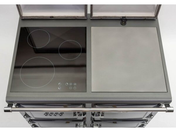 Esse 990 ELX - Our new 990 ELX offers double the hob space of our standard 990 range cooker – allowing creative cooks to expand their culinary repertoire.