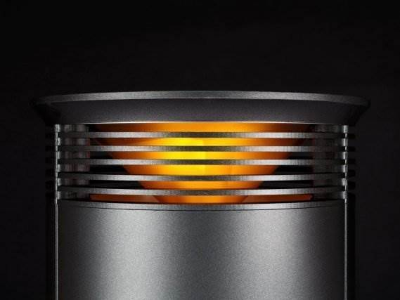 """Esse Vector - ESSE's all-new Vector electric stove is a striking addition to the range and looks destined to become a modern classic. Designed specifically to slot into busy 21st Century lifestyles, this iconic electric heater has been developed for a sophisticated customer looking for style, functionality, performance and flexibility. A stylish addition to any room, Vector's contemporary design is the result of a collaboration between<a href=""""https://www.esse.com/news/adrian-stokes-on-the-new-esse-vector/"""">British designer Adrian Stokes</a>and ESSE's own in-house research and development team."""