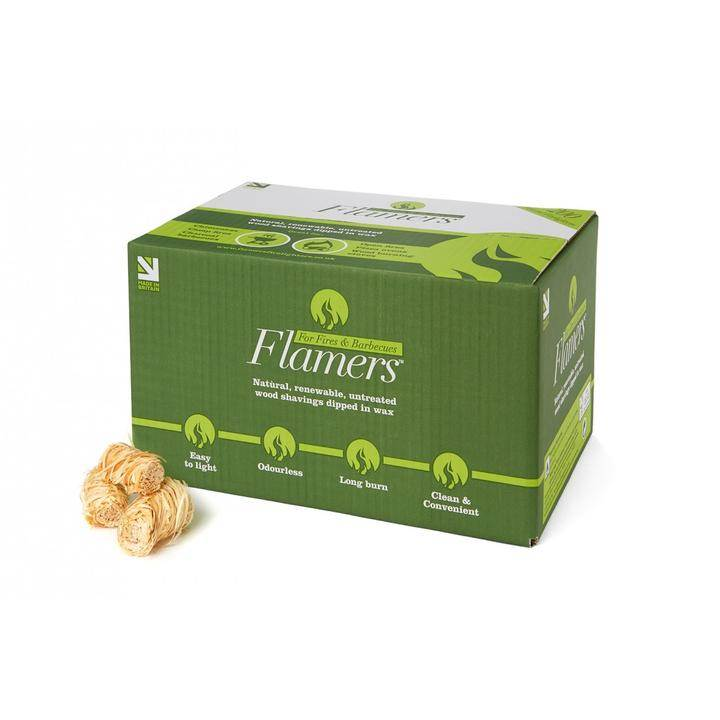 Flamers Firelighters - Box of 200