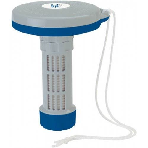 Large Floating Dispenser - Used for slow release and safe dissolving of Chlorine, Bromine or Oxygen tablets.