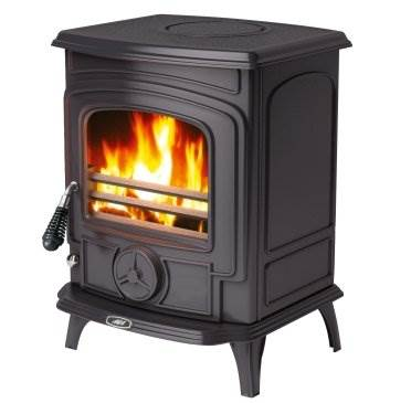 Aga Little Wenlock - The timeless appeal of a cast-iron stove is hard to beat and AGA stoves are among the best money can buy. The Little Wenlock is no exception. With its traditional moulded detail, arched side panels and striking wired handle it would make a stunning centrepiece in any home.