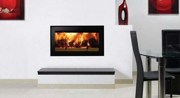 """Stovax Studio 1 - Stovax Studio inset wood burning fires are available in four sizes, each with a wide variety of frame options. From?<a href=""""https://www.stovax.com/stove-fire/riva-studio-inset-wood-burning-fires/riva-studio-glass/"""">glass</a>?and?<a href=""""https://www.stovax.com/stove-fire/riva-studio-inset-wood-burning-fires/riva-studio-steel/"""">steel</a>?to?<a href=""""https://www.stovax.com/stove-fire/riva-studio-inset-wood-burning-fires/riva-studio-ceramica-wave/"""">ceramic</a>and?<a href=""""https://www.stovax.com/stove-fire/riva-studio-inset-wood-burning-fires/riva-studio-sorrento/"""">stone</a>, there will be a frame to suit your own personal taste and style. Alternatively the Studio can be fitted with an?<a title=""""Studio Edge Inset Wood Burning Fire"""" href=""""https://www.stovax.com/stove-fire/riva-studio-inset-wood-burning-fires/riva-studio-edge/"""">Edge kit</a>?for a more minimalist appearance or to create a connecting feature between two separate rooms, the?<a title=""""Studio Duplex inset wood burning fire"""" href=""""https://www.stovax.com/stove-fire/riva-studio-inset-wood-burning-fires/riva-studio-duplex/"""">Studio Duplex Inset wood burning fire</a>?is the perfect choice."""