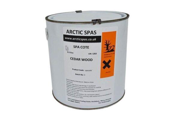 Cedar Stain -