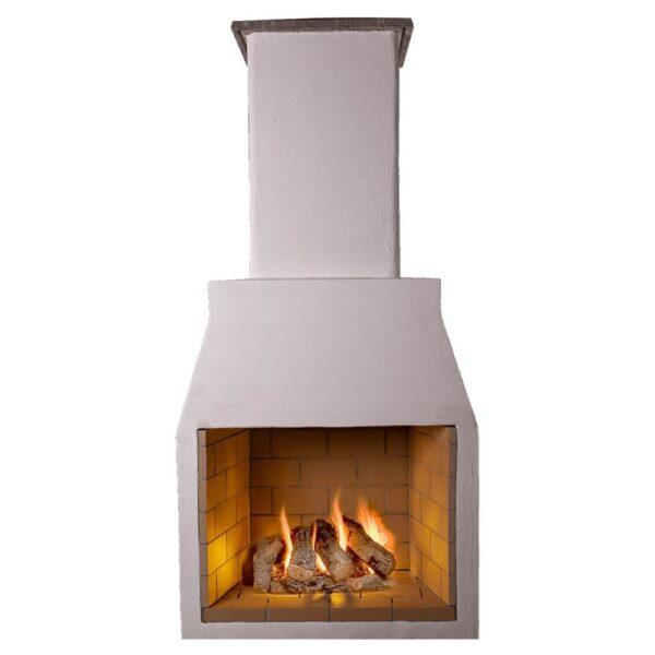 Isokern Garden Fireplace 950