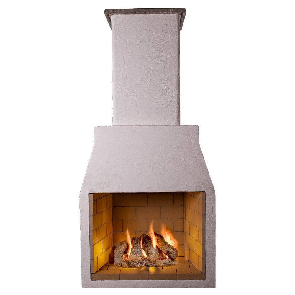 schiedel isokern 950 garden fireplace