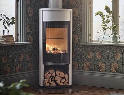 Contura 610G Style with Glass Door
