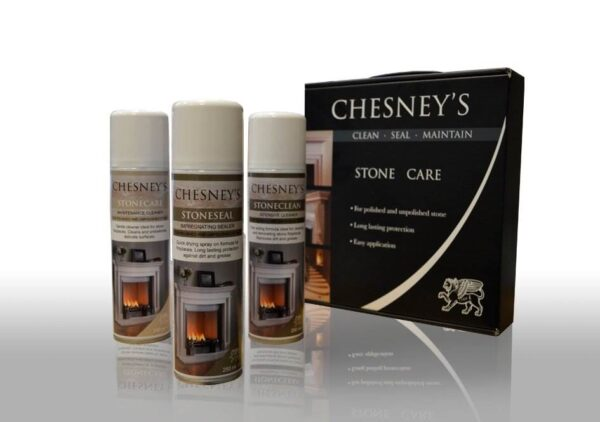 Chesney's Stone Care Kit - The Chesneys Stone Care Kit has been specifically developed to assist with the protection and maintenance of various types of natural stone.