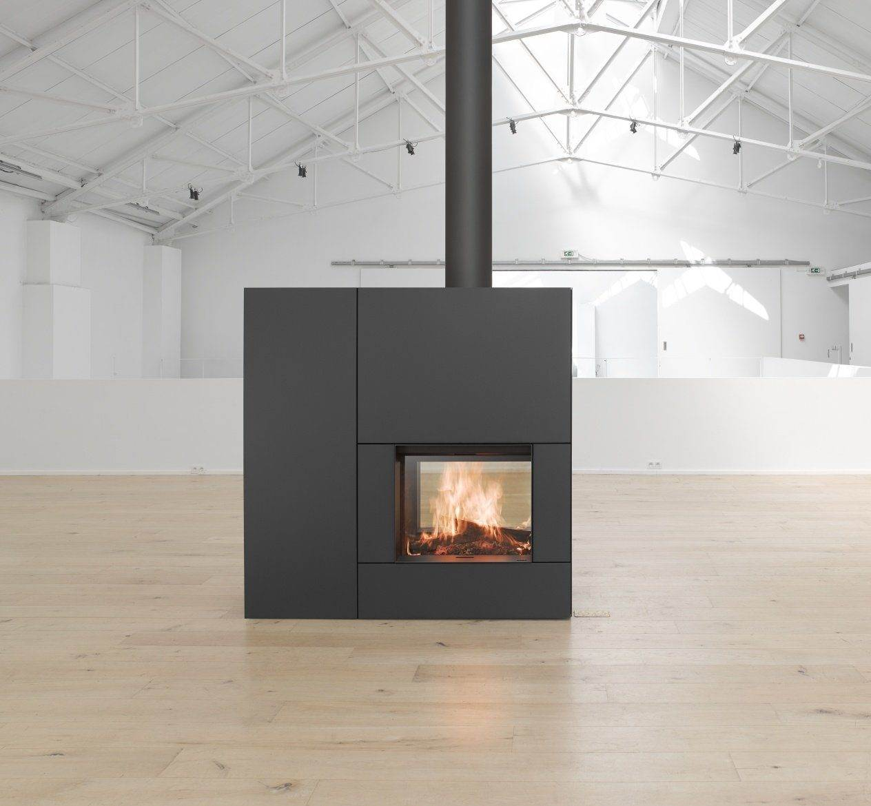 Stuv 22/90 Double Sided Inset Stove