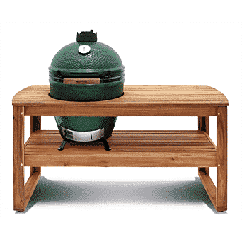 Big Green Egg Cover for Large Acacia Table -
