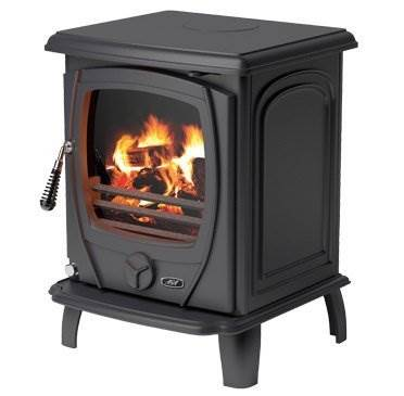 Aga Wren - The timeless appeal of a cast-iron stove is hard to beat and AGA stoves are among the best money can buy. The Wren is no exception.