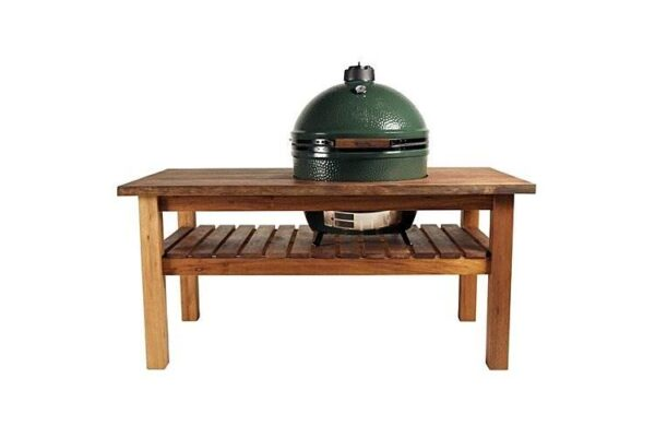 X-Large Big Green Egg Royal Mahogany Table Bundle - <strong>What's Included:</strong>